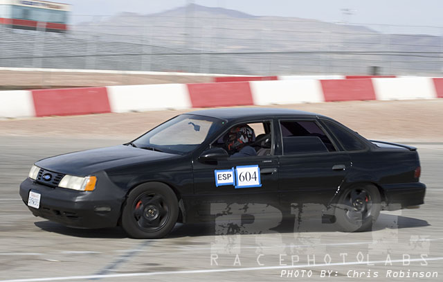 Redline Time Attack - Round 7